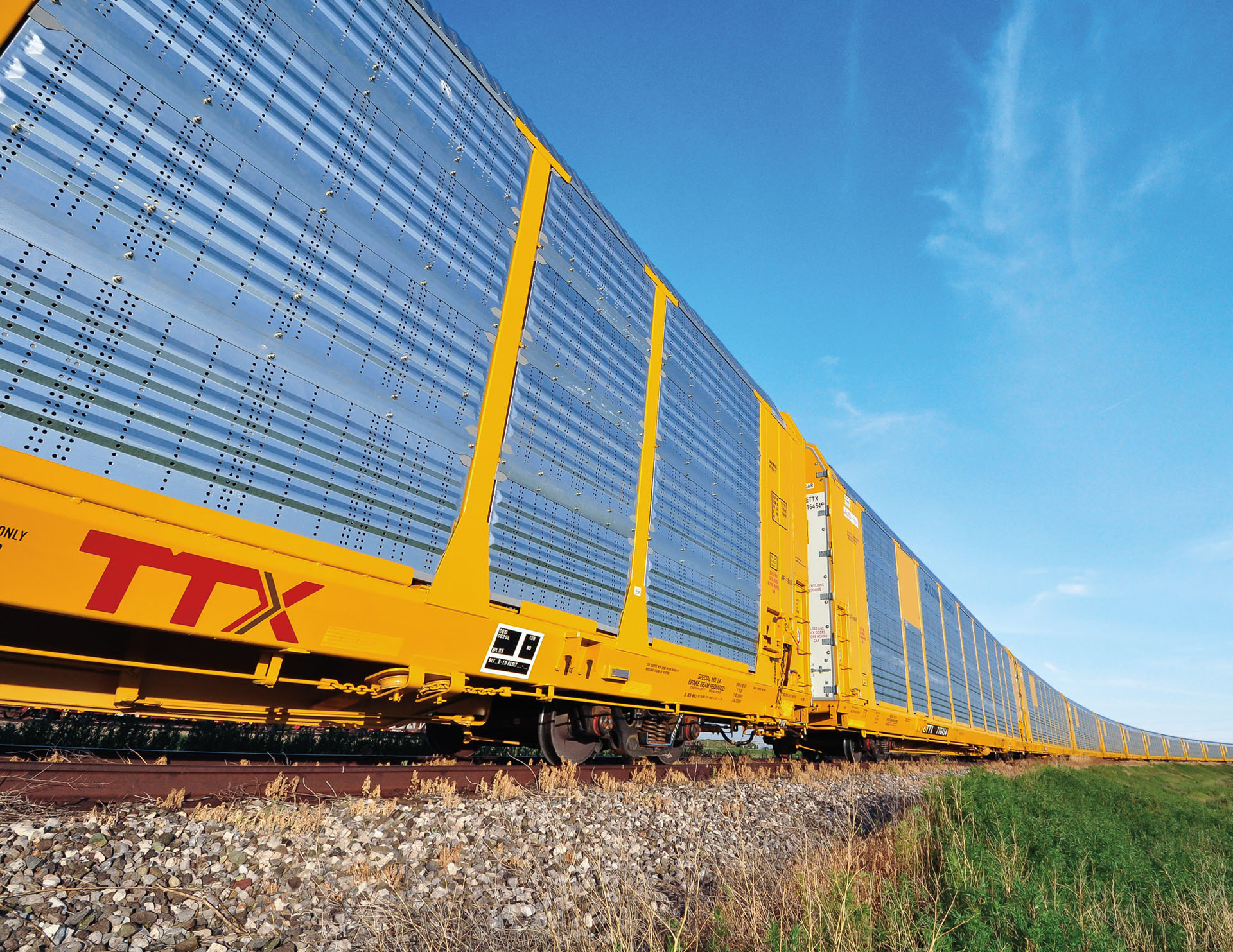 TTX - RAILCAR POOLING EXPERTS